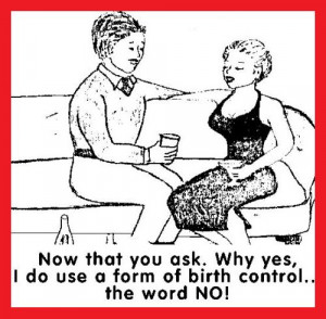 Birth control Comments, Graphics