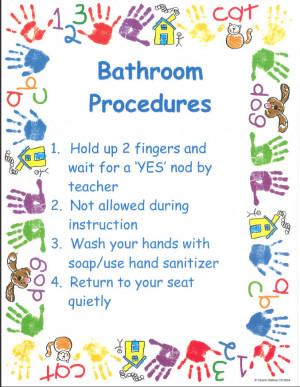 Rules & Sayings Posters/BathroomProcedures.jpg