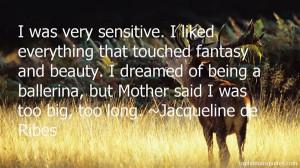 Jacqueline De Ribes Quotes Pictures