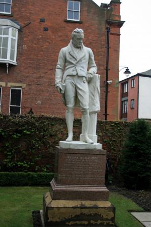 Estatua de William Wilberforce.