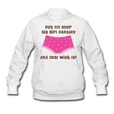 big girl panties hoodies designed by kimmieshops