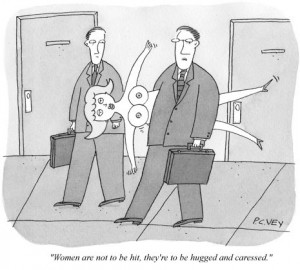 Charlie Sheen Quotes in New Yorker Cartoons