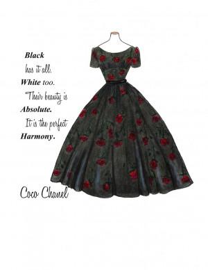 Coco Chanel Quotes Simplicity Coco chanel quote- chanel