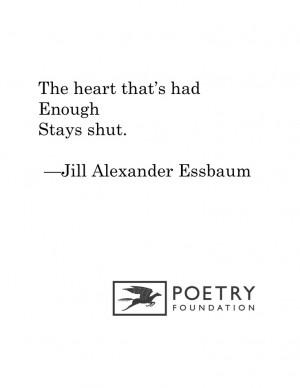 Found on poetryfoundation.org