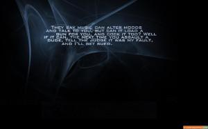Eminem Quotes From Lyrics
