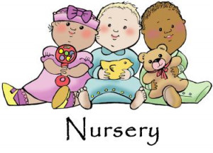 Church Nursery Clip Art