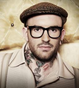 Ben Saunders Foto Blauw