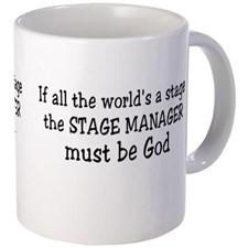 Stage Manager Mug for