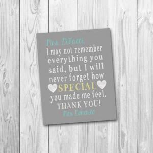 , Teachers Appreciation, Gift Teachers, Gift Ideas, Teachers Quotes ...