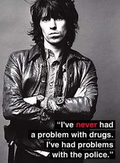 Keith Richards More