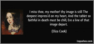 mother quotes about death of a mother preview quote if tears could ...