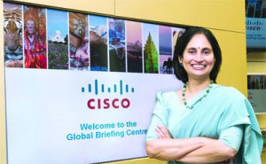 People Who Studied Abroad #487:Padmasree Warrior, Chief Technology ...