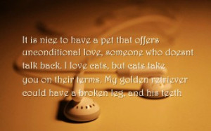 Unconditional Love Quotes Wallpaper : Unconditional Love Quotes For cats. QuotesGram