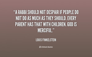 Rabbi Quotes