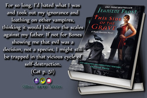 Night Huntress Series Read-a-Long Discussion #17: THIS SIDE OF THE ...