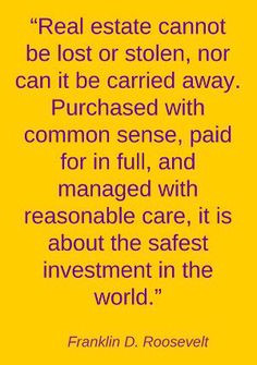 ... great investment when maintained with care more realestate quotes buy