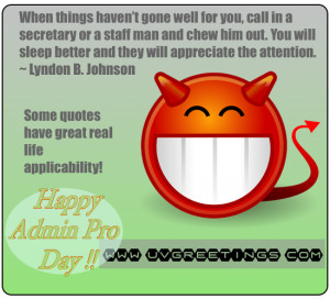 Happy Administrative Professionals Day Quotes Funny
