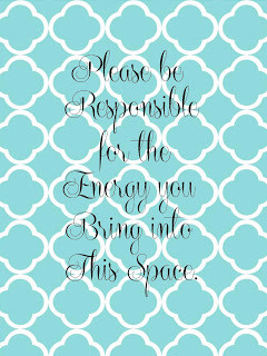 Sayings and Posters and Quotes OH MY! {Part 3}