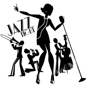 Jazz Dance Coloring Pages...