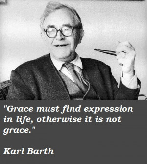 Karl Barth's quote #6