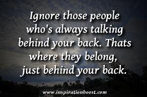 ignoring quote, ignorance quote,ignore quotes