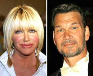 Whoopi Goldberg Rips Suzanne Somers' Patrick Swayze Quotes