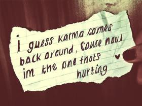 Bad Karma Quotes Funny ~ Bad Karma Quotes