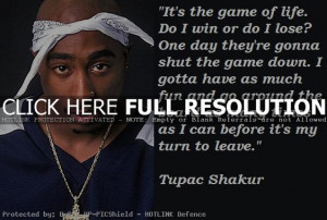 tupac sayings tupac sayings