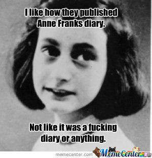 Funny Quotes From Anne Frank Quotesgram