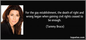 More Tammy Bruce Quotes