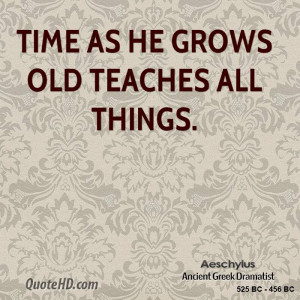 Old Time Saying Quotes