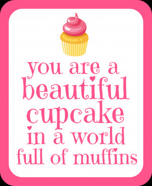 ... click here to get your free printable courtesy of One Crafty Cupcake