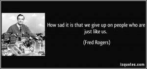 sad quotes giving up
