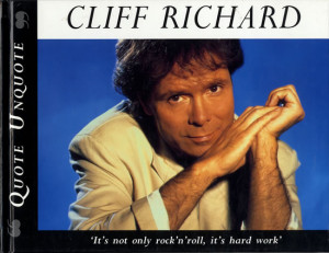 Cliff Richard,Quote Unquote,UK,Deleted,BOOK,263117