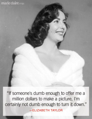 Of Elizabeth Taylor's Most Iconic Quotes