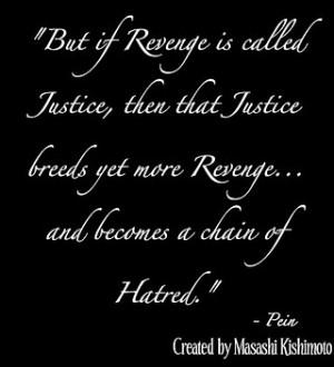 Naruto Quote by Pein (aka Pain or Nagato) image by Icybun34 ...
