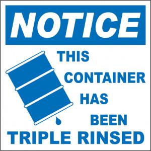 Funny Hazardous Waste Containers