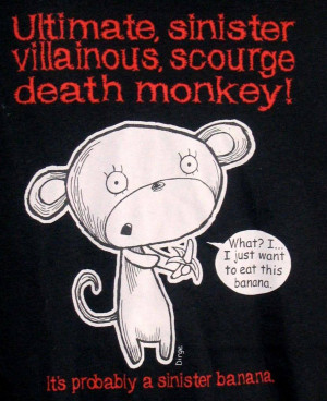 Quotes and Icons funny monkey quote