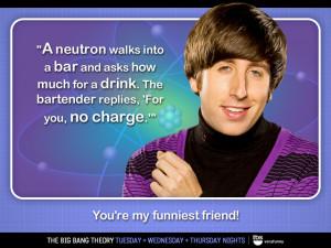 big bang theory howard quotes
