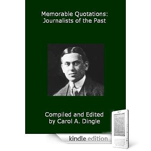 Journalists of the Past