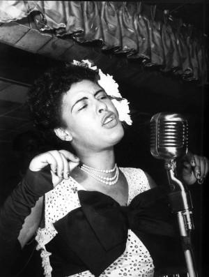 Música: Lady Day Billie Holiday