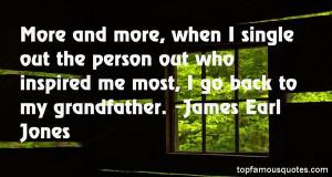 Favorite James Earl Jones Quotes