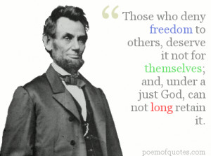 US President Biographies - Quotations