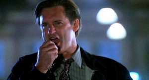 """Bill Pullman as President Thomas J. Whitmore in """"Independence Day"""""""