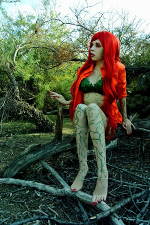 Poison Ivy Botanical Touch
