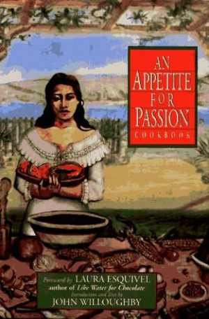 book cover of An Appetite for Passion