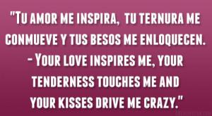 31 Exotic Spanish Love Quotes - 29