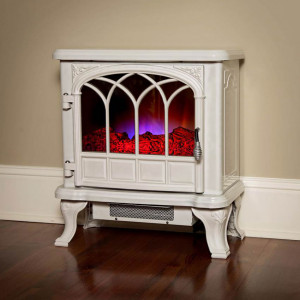 Duraflame Electric Fireplace with Remote