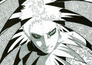 Zetsu la spia dell'Akatsuki