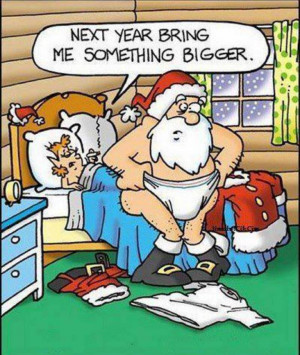 ... Funny cartoons , Funny Pictures // Tags: Funny adult christmas cartoon
